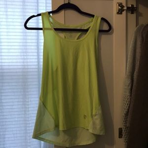 Tops - Bright Workout Tank! Size Medium